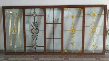 Окна, двери, витражи - Вид работ: Установка - Бишкек: Окна, Двери, Подоконники | Установка, Изготовление, Обслуживание | Больше 6 лет опыта