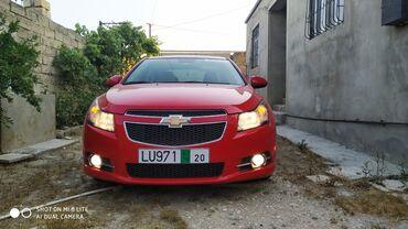 Chevrolet Azərbaycanda: Chevrolet Cruze 1.4 l. 2014 | 69000 km