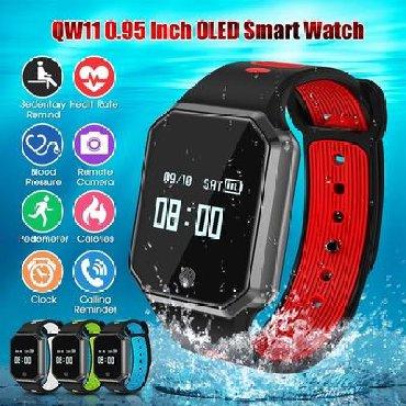 Smart Watch QW11 - 59 AZNModel: QW11Telefona gələn zəngləri ekranda