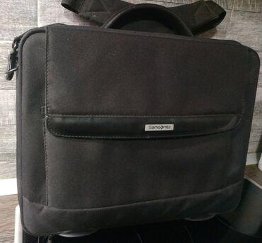 Torba za laptop - Srbija: Samsonite poslovna torba, odlična za laptop, dokumenta, putovanja