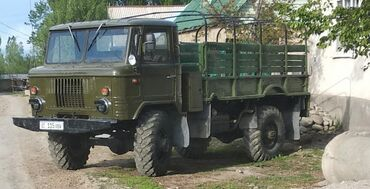 ГАЗ - Кыргызстан: ГАЗ 1982