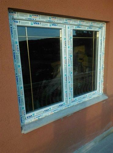 Vrata I prozori izrada po zelji I meri kupca  - Veliko Gradiste