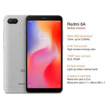Bakı şəhərində Xiaomi Redmi 6A - Yeni model/2018