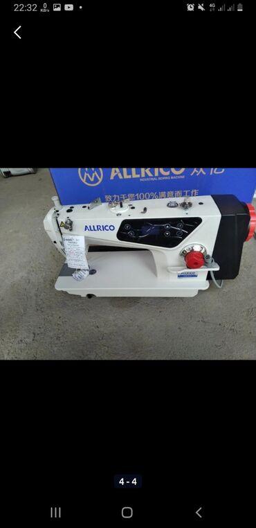 Новая полу автоматическая Швейная машинка и 5 ниткаНовый! Новый!