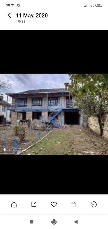 evlərin alqı-satqısı - Cəlilabad: Satış Ev 250 kv. m, 4 otaqlı