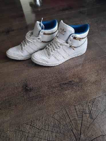 Ženska obuća   Bogatic: Adidas patike kao nove bez i jednog ostecenja na njima pise br 38 ali