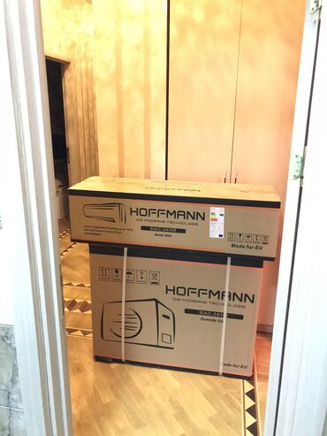 Kondisoner,Teze (upakovka) 100 kv Almaniya brendi Hoffman kondisoneri