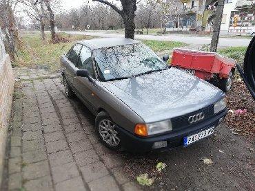 Audi-100-2-3-quattro - Srbija: Audi 80 1990