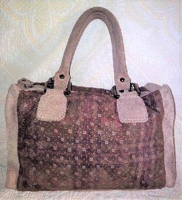 Kozna torba dimenzije - Srbija: Italijanska Bata kozna torba Prelepa kozna torba, kupljena u Italiji u