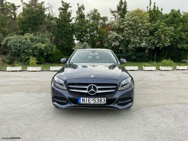 Mercedes-Benz C 200 1.6 l. 2015 | 74300 km