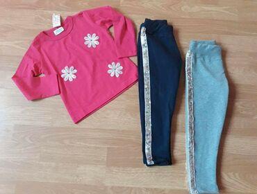 Dečija odeća i obuća - Veliko Gradiste: 3 delni set v 4