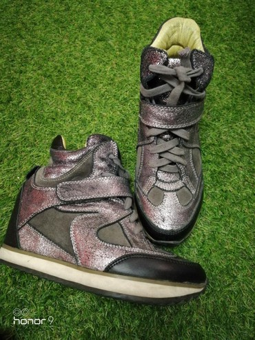 snikersy 36 razmer в Кыргызстан: Обувь на осень, кожа100%. Хорошее состояние. 36-36,5р. Скрытая