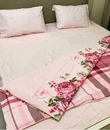 Дом и сад в Кыргызстан: Туркменская постель 100% хб!двухспалки! Спешите осталось немного!