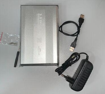 """Внешний бокс для HDD Орбита DH-27 (3.5"""",USB 2.0)/30Внешний бокс –"""