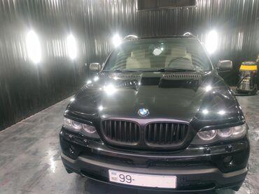 bmw m5 4 4 m dkg - Azərbaycan: BMW X5 4.8 l. 2006 | 238900 km