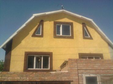 Текстура утепление абделка крыша в Бишкек