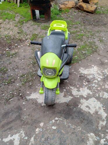Электронный мотоцикл сатылат б.у
