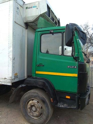 Mercedes benz 1524 грузовой рефрижератор в Араван