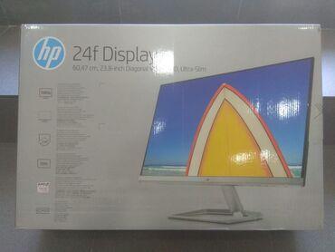 мониторы hp в Азербайджан: HP 24f Display (Monitor)60.47 cm.23.8-inch.Diagonal IPS.Full HD.Ultra
