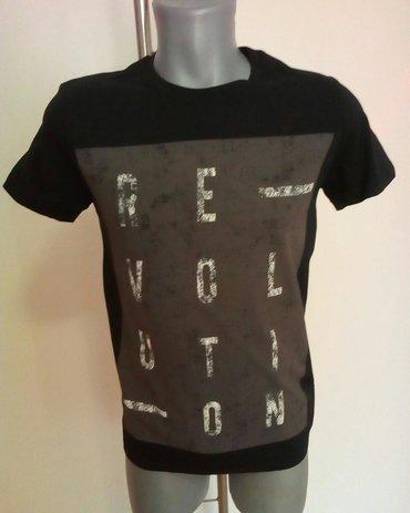 Muška odeća | Svilajnac: Crna majica, velicina M