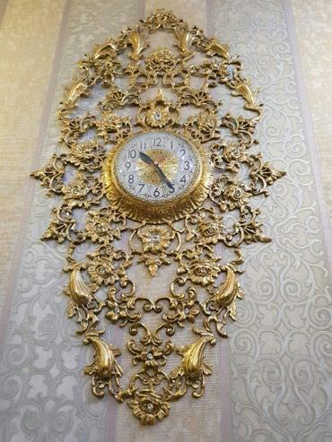 Bakı şəhərində Bronz Divar saatı Orjinaldır deyerinden ucuz satıram maraqlana