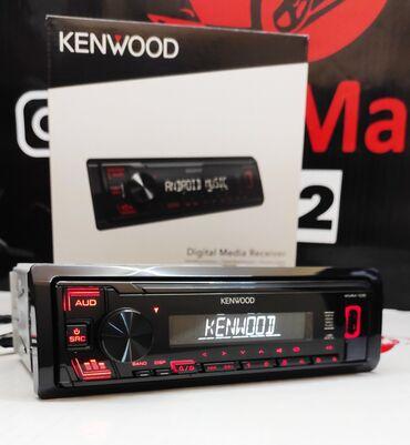 Японская видеокамера - Кыргызстан: Kenwood модель kmm -105. Usb,fm,aux. Оригинальная магнитола японской