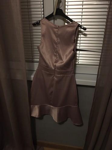 Hm-tanka-jaknica-puder-roza-s - Srbija: Puder roze haljinica. S velicina