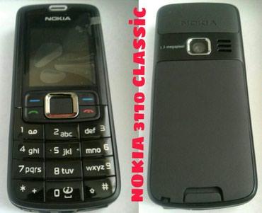 Nokia-3110 - Azerbejdžan: Nokia 3110 Classic