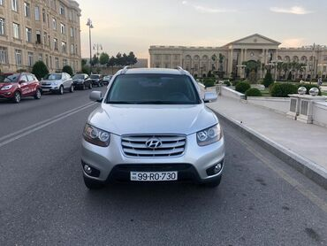 audi-coupe-2-16 - Azərbaycan: Hyundai Santa Fe 2.2 l. 2011   56000 km