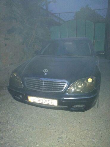 Mercedes-Benz S 320 3.2 л. 1999