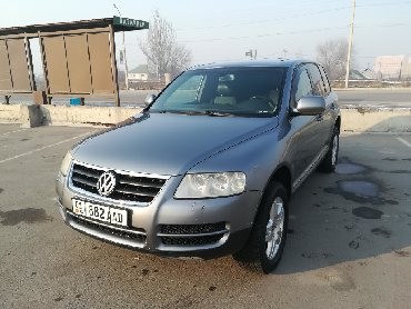 Volkswagen Touareg 3.2 л. 2003 | 224000 км