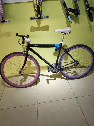 Всем привет ребята с вами вело хом У нас велосипед Корейский рама
