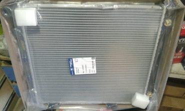 Радиатор на мерседес 124кузов обьем 2.3 автомат с кондиционером !! в Бишкек
