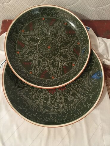 Ляган тавак Производство - Узбекистан. Размер - Большой, средний Расц
