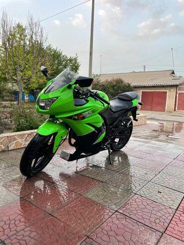 Мотоциклы и мопеды - Кыргызстан: Продаю Kawasaki 2012г возможен обмен на более мощный апарат