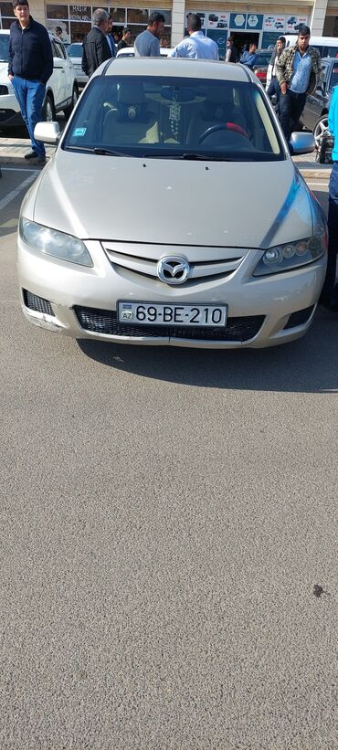 12 elan | NƏQLIYYAT: Mazda 6 2.3 l. 2007 | 272548 km