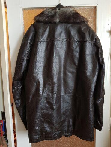 Kozna jakna sa krznom - Srbija: Kozna jakna sa krznom