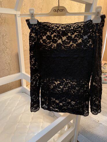Кружевная блузка размер 42-44