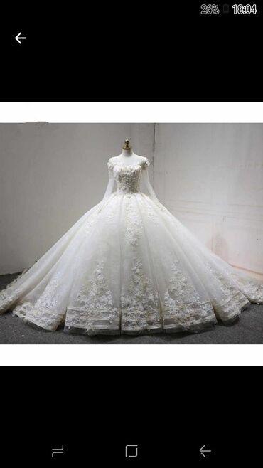 Новые свадебное платье надевала 1 раз на манас продам или сдам на