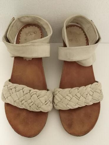 Air Step vrhunske kožne original sandale izradjene od prirodne fine