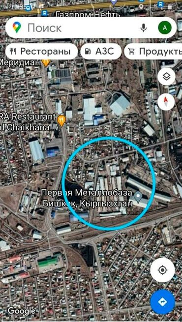 купля продажа недвижимости in Кыргызстан | ПРОДАВЦЫ-КОНСУЛЬТАНТЫ: Продаётся производственная база  Находится на Садыгалиева-Муромская Пл