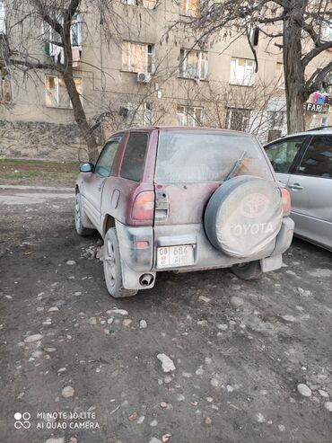 Toyota - Привод: 4WD - Бишкек: Toyota 2 л. 1995 | 240 км