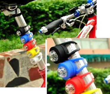 велосипед малыш в Кыргызстан: Мини фонарики для велосипеда