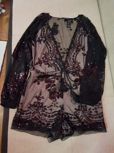 Платья - Лебединовка: Продам новый вечерний наряд,размер подходит S-M,одевался один раз на