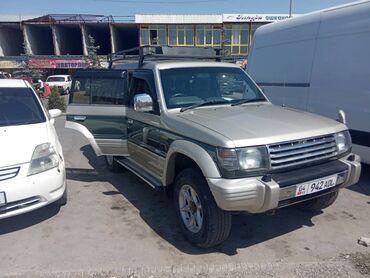 дизель кж авто in Кыргызстан | АВТОЗАПЧАСТИ: Mitsubishi Pajero 2.5 л. 1992 | 180000 км