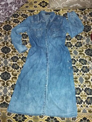 Платье-рубашка Турция..торг в Бишкек