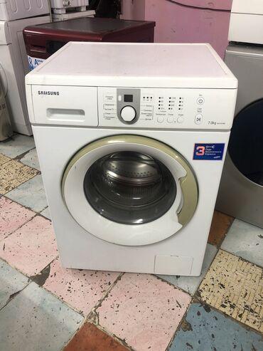 Фронтальная Автоматическая Стиральная Машина Samsung 7 кг