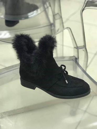 Cizme postavljene obuvene jednom kao nove fiksno - Trstenik