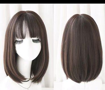 Бюстгальтер невидимка - Кыргызстан: Продаю парик абсолютно новый в упаковке . В подарок расчёска и невидим