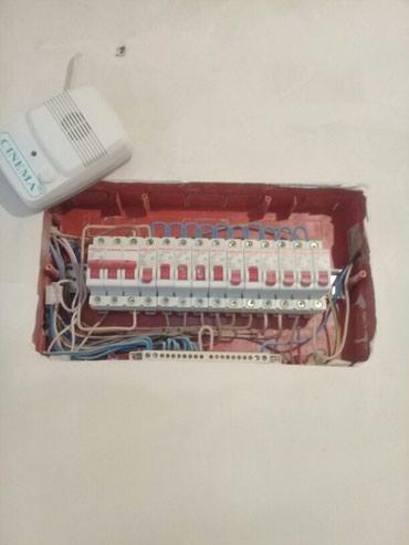 электро монтажная работа в Кыргызстан: Электро монтажные работы и сантехника в квартире цена договорная
